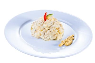 Kartoffelsalat in Dijoner Creme