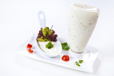 Grillsauce Knoblauch