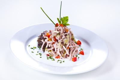 Straßburger Wurstsalat ohne Käse