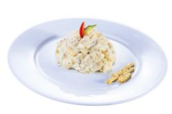 Kartoffelsalat in Dijon Creme
